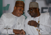 Dr. Paul Adalikwu and NANTA President