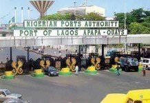 Lagos ports