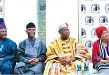 Olusegun Obasanjo at 80