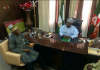 Rotimi Amaechi and Governor Yahaya Bello
