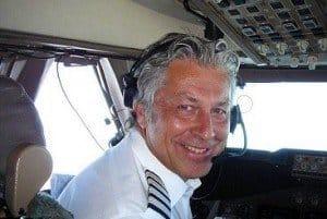 BA Pilot, Captain Stephen Wearing