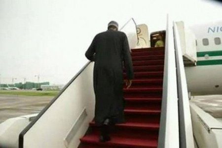 Buhari-travelling-UK
