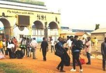 Nigerian deportees