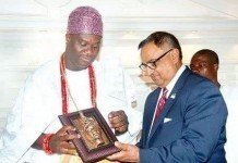 Ooni and Canadian MP