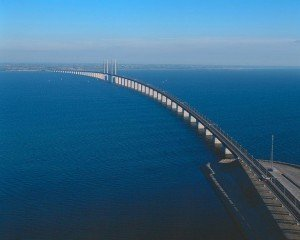 Sweden-Denmark bridge 2