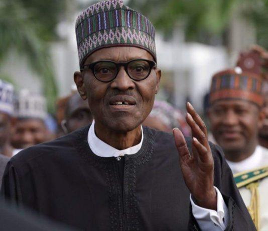 President Buhari on state policing sgf