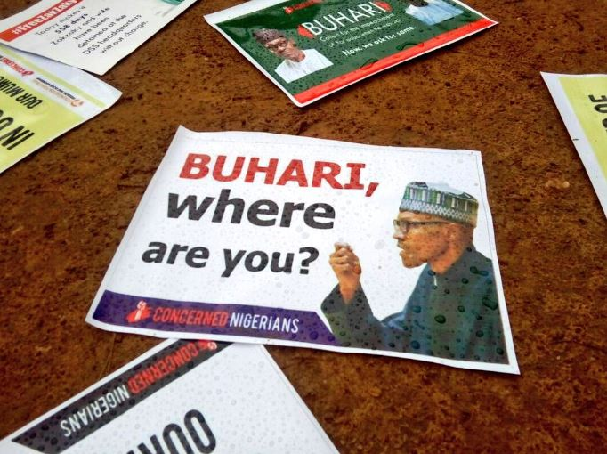 Protest-against-buhari