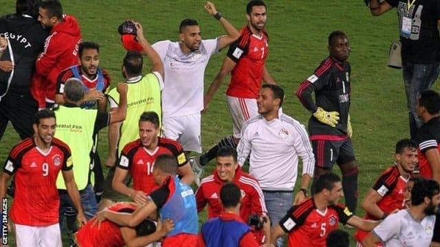 Egypt-players