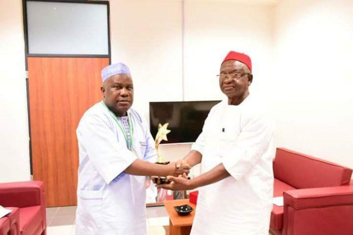Senator Buhari Kwame Award