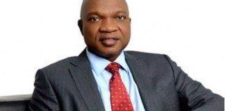 Osagie Okunbor Chairman Shell