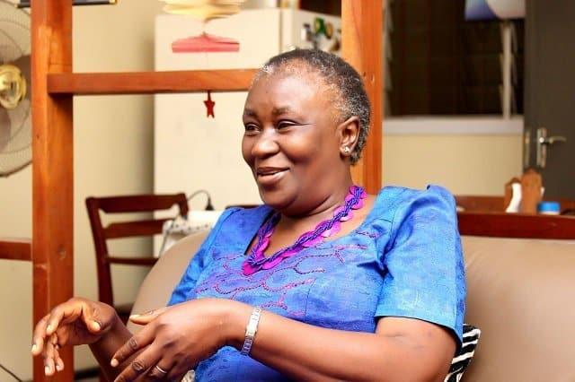 Prof Oluremi Sonaiya