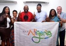 NTDC DG Tour Nigeria Kaya FM