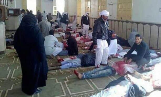 Terror Attack Egypt