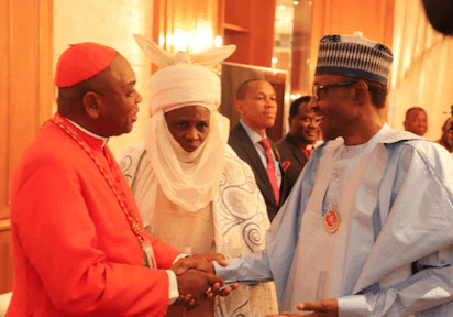 buhari Bishop Onaiyekan