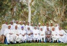 APC Governors with President Buhari