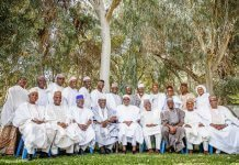 APC Governors with President Buhari