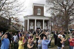 Billy Graham's Final Journey Underway In North Carolina