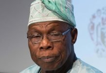 Olusegun Obasanjo on Coalition Candidate