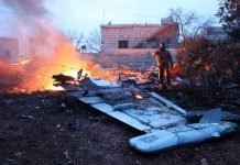 Syrian Rebels Down Russian Plane