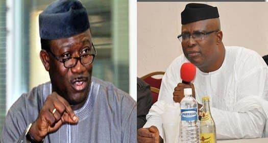 Kayode fayemi and Ojudu Ekiti Election