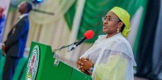 Aisha Buhari on Nigerian Women Leaders Conference