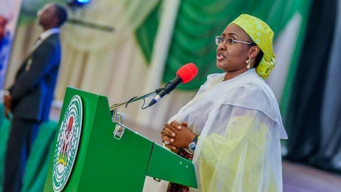 Aisha Buhari on Nigerian Women Leaders Conference