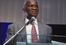 Babatunde Fashola on affordable houses