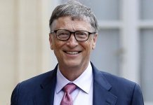 Bill Gates, Microsoft Corporation Founder