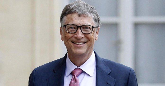 Bill Gates, Microsoft Corporation Founder