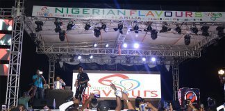 Korede Bello at Nigerian Flavours