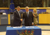UNWTO Secretary General with European Parliament President