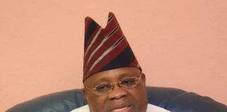 Senator Adeleke Osun Rescue Mission