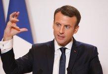 French President Emmanuel-Macron