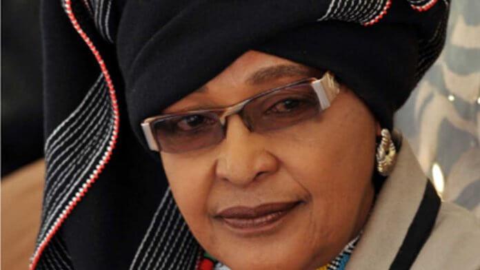 Winnie Madikizel Mandela