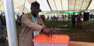 Kayode Fayemi Casting Vote