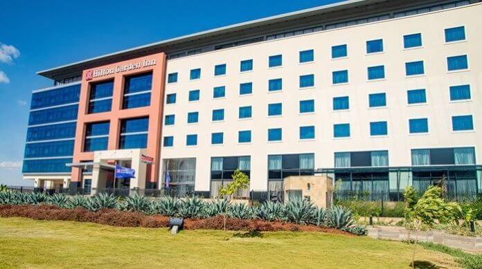 Hilton Garden Inn, Nairobi