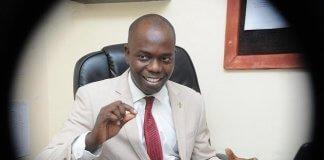 Olugbenga Omotayo Sunday, General Manager of Grand Capital Hotel, Akure