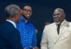 Yemi Osinbajo, Biodun Fatoyinbo and Bishop T.D Jakes