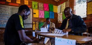 Zimbabwe election