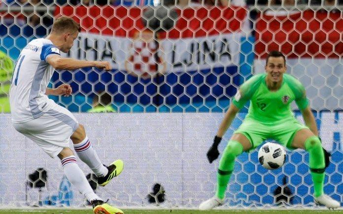 Russia 2018 Iceland Vs Croatia