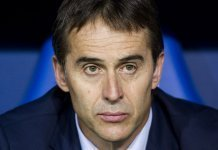 Unveil Lopetegui