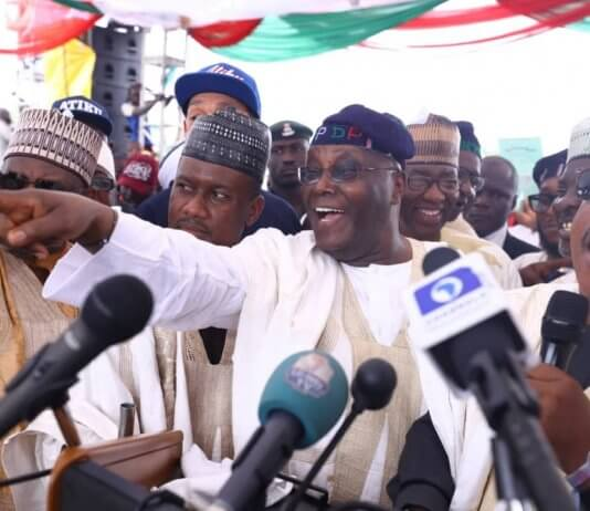Atiku Abubakar Declares ambition