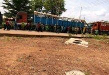 Immigration nab Nigerien Ekiti State