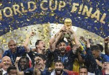 France won World Cup