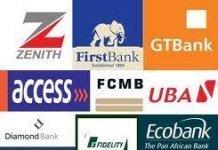 Nigerian Banks logos