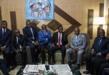 Prime Minister in Congo Election