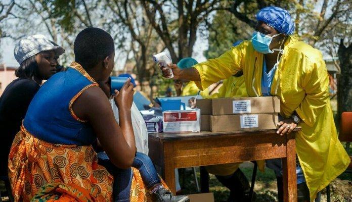 Cholera in Zimbabwe