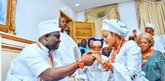 Ooni of Ife Marries New Wife