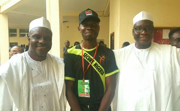 Dr Garba Abari, Gbenga Adeleye at Secure Nigeria