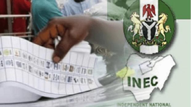 Nigeria Ballot Paper